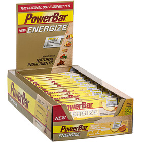 PowerBar New Energize - Nutrition sport - Mango Tropical 25 x 55g